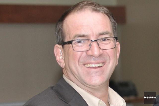 Le président de la Commission scolaire des Rives-du-Saguenay,... ((Archives Le Quotidien))