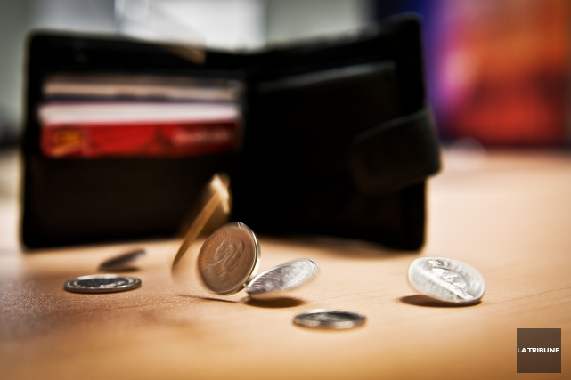 Au Québec, 44 % des gens ne pourraient pas vivre plus d'un mois sans revenu,... (Imacom, Jessica Garneau)