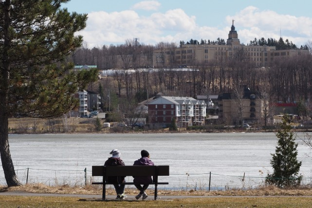 Le plan d'action pour l'avenir du lac Boivin... (Photo Alain Dion)