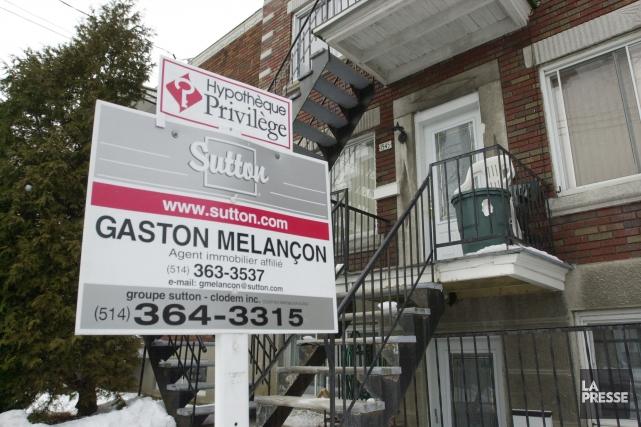 L'Association canadienne de l'immeuble a annoncé mardi que... (PHOTO ARCHIVES LA PRESSE)