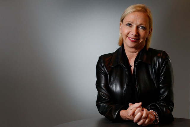 Christiane Germain avait été nommée en décembre dernier.... (Photo Mathieu Bélanger, collaboration spéciale)