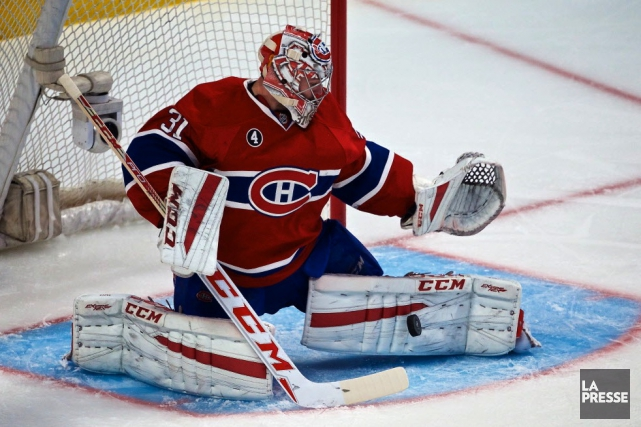 Carey Price... (Photo: La Presse)