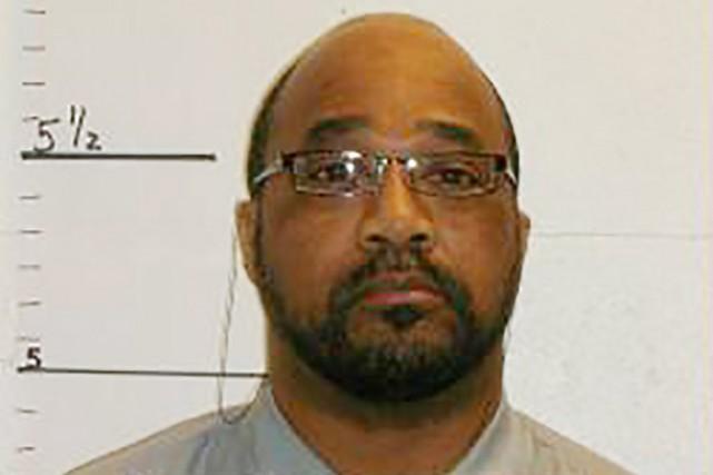 Andre Coleavait été condamné à mort en 2001... (PHOTO ARCHIVES REUTERS/DÉPARTEMENT CORRECTIONNEL DU MISSOURI)
