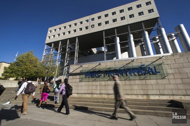 Les deux programmes de MBA à HEC Montréal... (PHOTO HUGO-SéBASTIEN AUBERT, LA PRESSE)