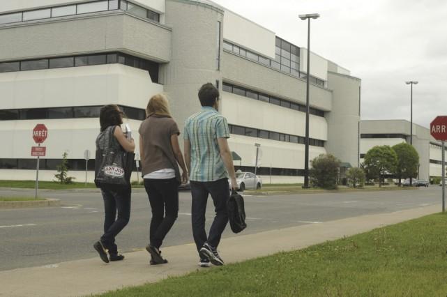 Université du Québec à Trois-Rivières... (PHOTO FOURNIE PAR L'UQTR)