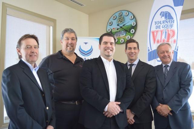 La Fondation Santé Papineau (FSP) tiendra son 25e tournoi de golf V.I.P., le 5... (Benoit Sabourin, LeDroit)