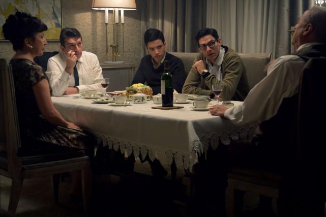 Du personnage de Jean Corbo, qu'il campe à l'écran dans le long-métrage de... (Media Films)