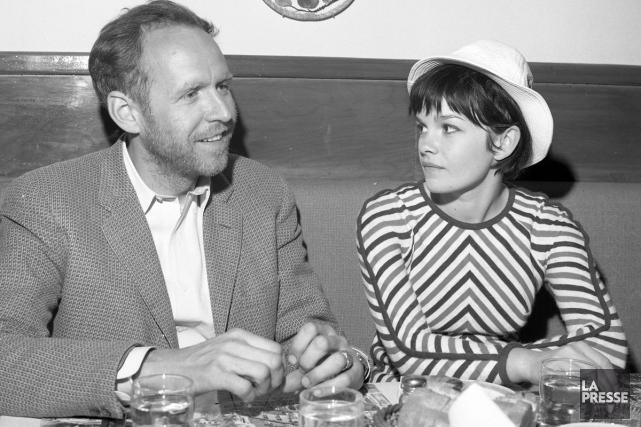 Paul Almond était un cinéaste et écrivain montréalais.... (Photo: Paul-Henri Talbot, archives La Presse)
