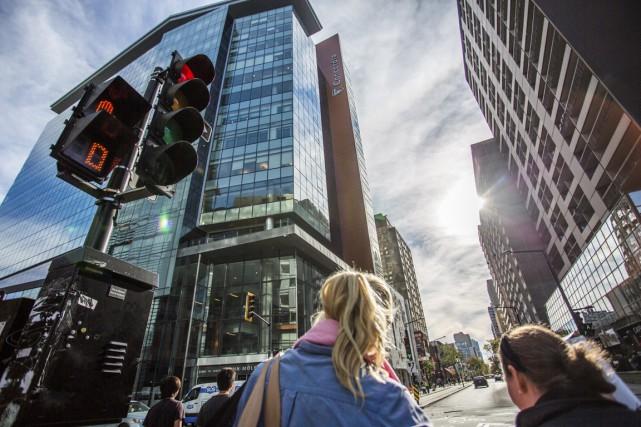 À l'Université Concordia, le MBA se donne à... (PHOTO FOURNIE PAR L'UNIVERSITÉ CONCORDIA)
