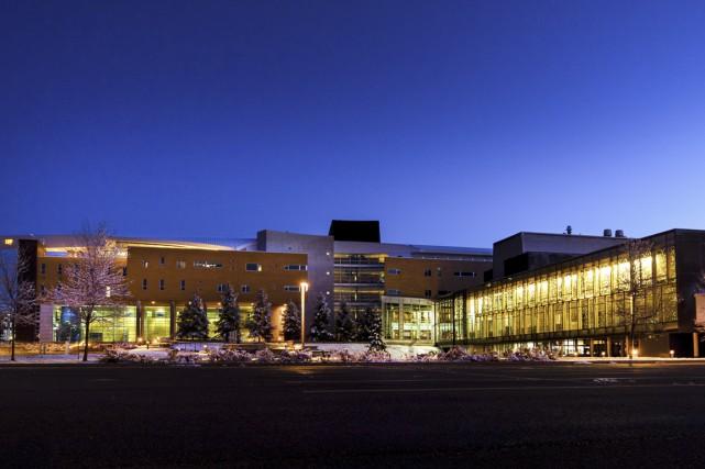 L'Université du Québec en Abitibi-Témiscamingue... (PHOTO FLORIAN SCHILZ FOURNIE PAR L'UQAT)