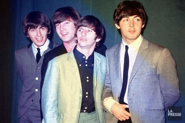 Les Beatles ont inspiré des générations entières.... (Archives, La Presse)