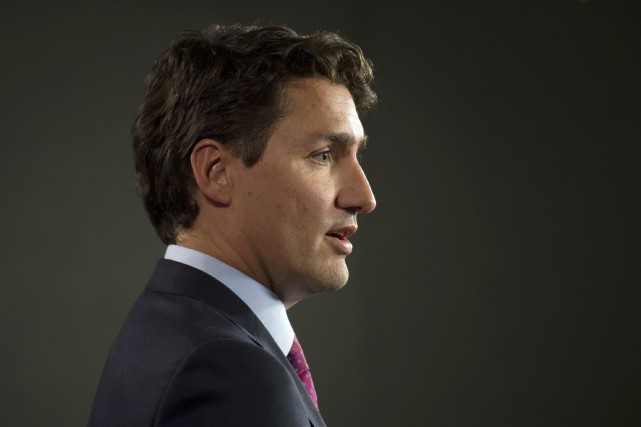 Justin Trudeau... (Photo Adrian Wyld, archives La Presse Canadienne)