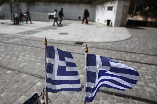 La fragilité de l'économie grecque, qui a renoué... (Photo Yorgos Karahalis, AP)