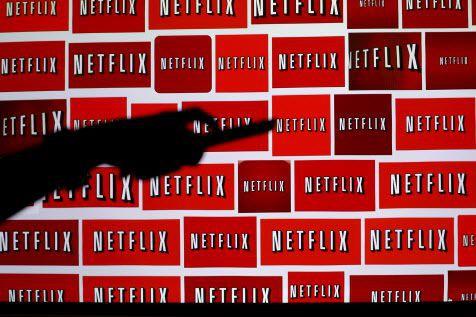Le chiffre d'affaires de Netflix affiche un gain... (Photo Mike Blake, Reuters)