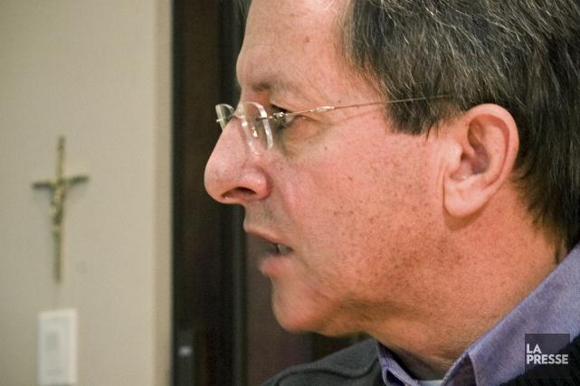 Le maire de Saguenay, Jean Tremblay, a tenu... (Photothèque La Presse)