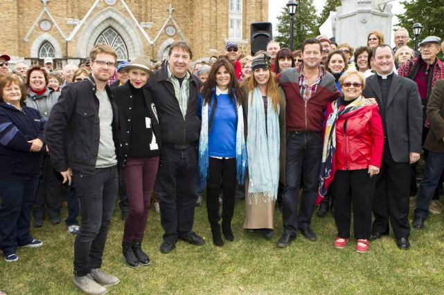 Pour ouvrir la 10e saison deLa petite séductionon... (ICI Radio-Canada Télé)
