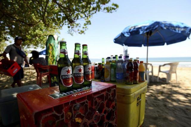 La nouvelle loi avait suscité une inquiétude particulière... (PHOTO SONNY TUMBELAKA, AFP)