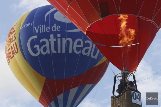 Le président du FMG, Guy Leblanc, précise que... (Simon Séguin-Bertrand, Archives LeDroit)