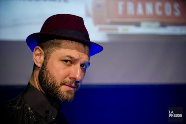 Pierre Lapointe a préparé une version montréalaise de... (Photo: David Boily, La Presse)