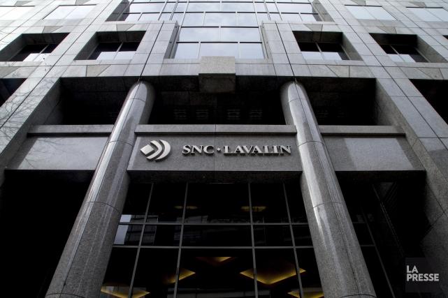 Les accusations criminelles qui pèsent sur SNC-Lavalin n'ont pas empêché le... (Archives La Presse)