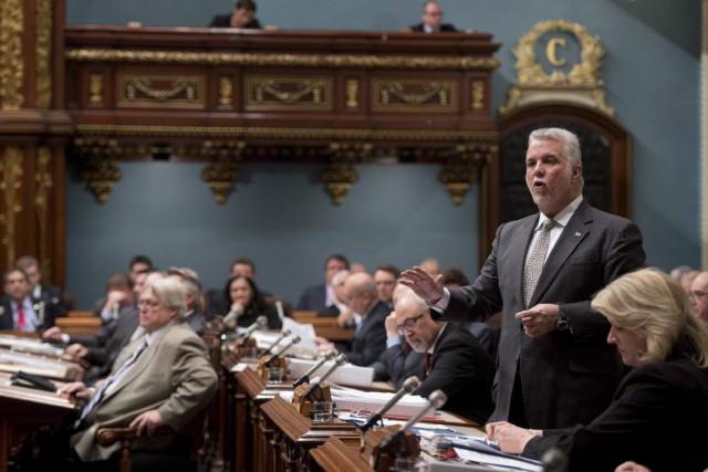 Adoptant d'emblée les radotages anti-interventionnistes de la droite... (Archives La Presse Canadienne)
