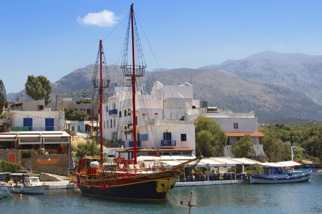 Les séismes en Grèce, pays situé aux confins... (Photo Digital/Thinkstock)