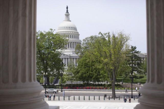 Le Congrès adopterait une loi fixant les paramètres... (Photo Carolyn Kaster, AP)