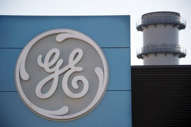 Le conglomérat américain General Electric (GE) a annoncé vendredi avoir essuyé... (PHOTO ARCHIVES AFP)