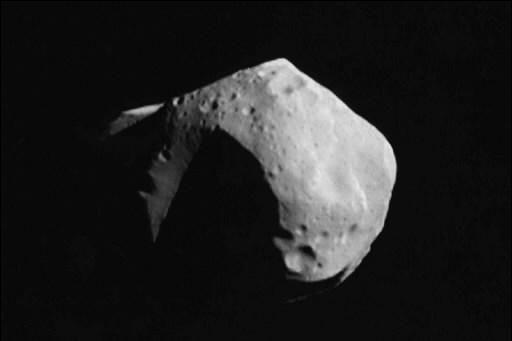 La Nasa, l'agence spatiale américaine, a identifié 1500... (Photo archives AP)