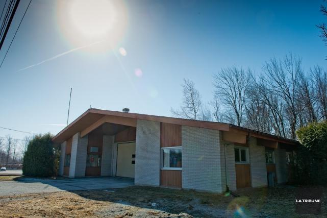 Après avoir accueilli les pompiers pendant plus de 60 ans, la caserne de la rue... (Imacom, Jessica Garneau)