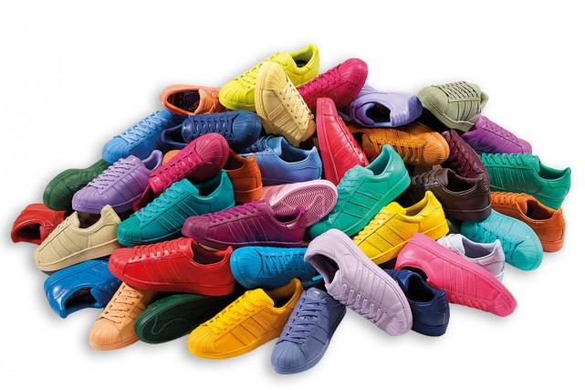 La chaussure sport est désormais vue comme un... (PHOTO FOURNIE PAR ADIDAS)