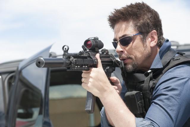 Benicio Del Toro est membre d'une escouade tactique... (Photo Metropolitan FilmExport)