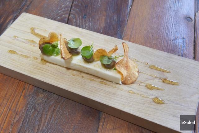 Inspirée du dessert italien, la version salée de... (Le Soleil, Jean-Marie Villeneuve)