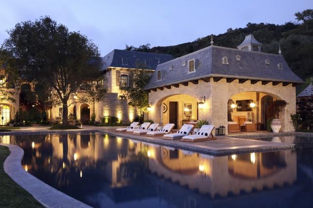 Hollywood, P.Q.: le rêve californien | Violaine Ballivy | Maisons