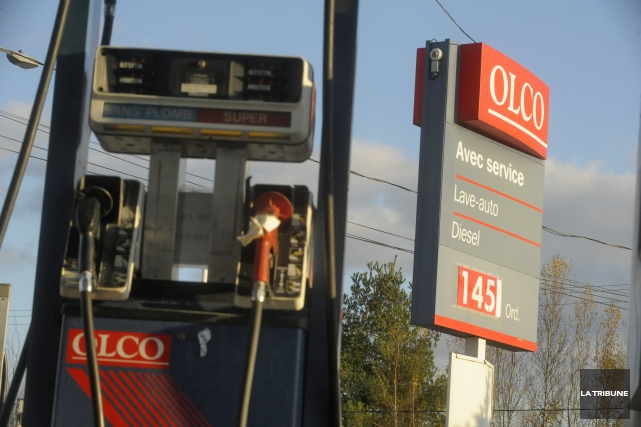 Impliquée dans le cartel de l'essence dans les marchés de Sherbrooke, Magog et... (Archives La Tribune)
