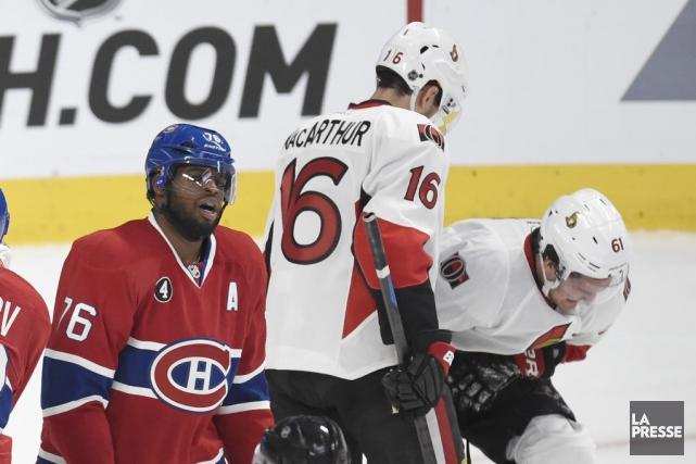 L'entraîneur-chef des Sénateurs d'Ottawa a laissé planer le... (Photo Bernard Brault, La Presse)