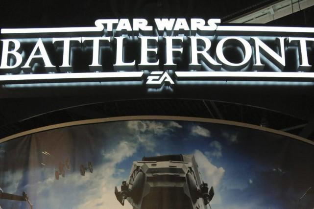 Battlefronta été développé par la firme européenne Dice,... (Photo Richard Shotwell, Invision/AP)