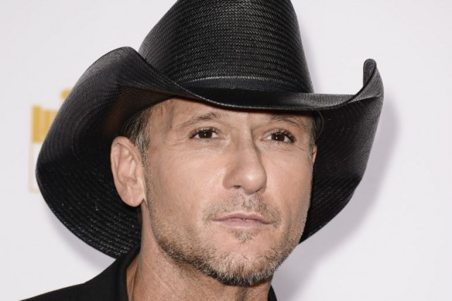 Tim McGraw... (Photo: archives AP)