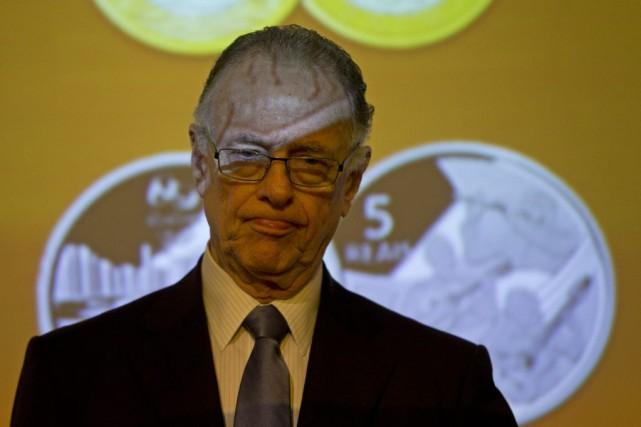Carlos Nuzman, le directeur du comité organisateur des... (Photo Silvia Izquierdo, AP)