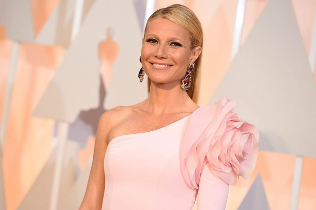 Gwyneth Paltrow... (Photo Jordan Strauss/Invision/AP)