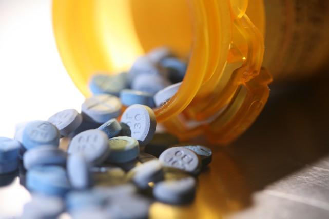 Pour soigner une vilaine laryngite, mon fils s'est fait prescrire un... (Photo Tony Cenicola, archives The New York Times)