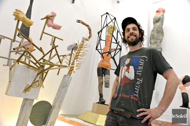 Le sculpteur Gabriel Morest représentera la région de... (Archives, Le Soleil)