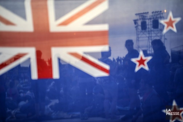 L'ANZAC Day, du nom de l'Australia and New... (PHOTO BULENT KILIC, archives AFP)
