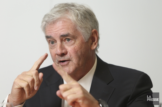Lawrence Cannon tentera de gagner la circonscription de... (Photothèque La Presse)