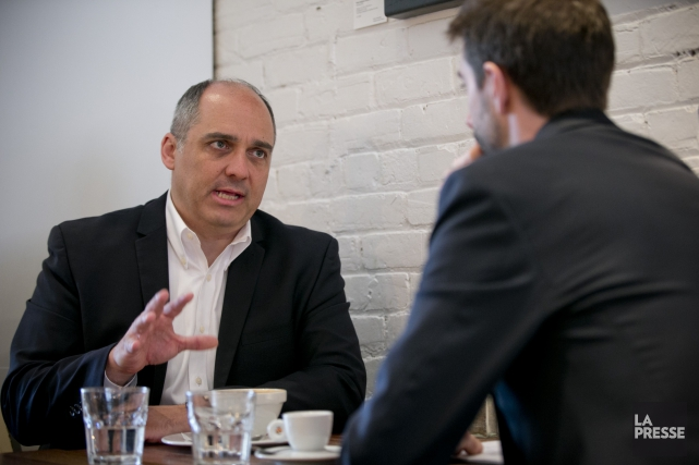 Daniel Blier, ex-directeur général de la Société du... (PHOTO DAVID BOILY, LA PRESSE)