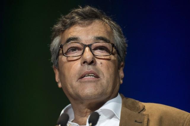 Malgré ses ressources limitées, Pierre Céré estime qu'il... (Photo Paul Chiasson, La Presse Canadienne)