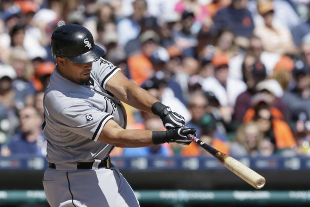 Jose Abreu... (Photo Carlos Osorio, AP)