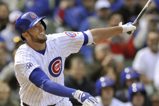 Kris Bryant... (Photo Paul Beaty, AP)