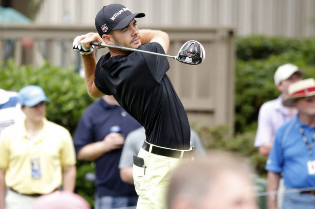 Troy Merritt... (Photo Stephen B. Morton, AP)