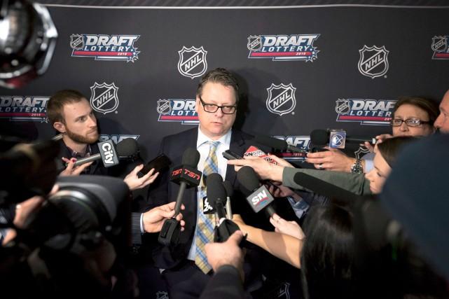 Le dg Tim Murray faisait quand même contre... (La Presse Canadienne)